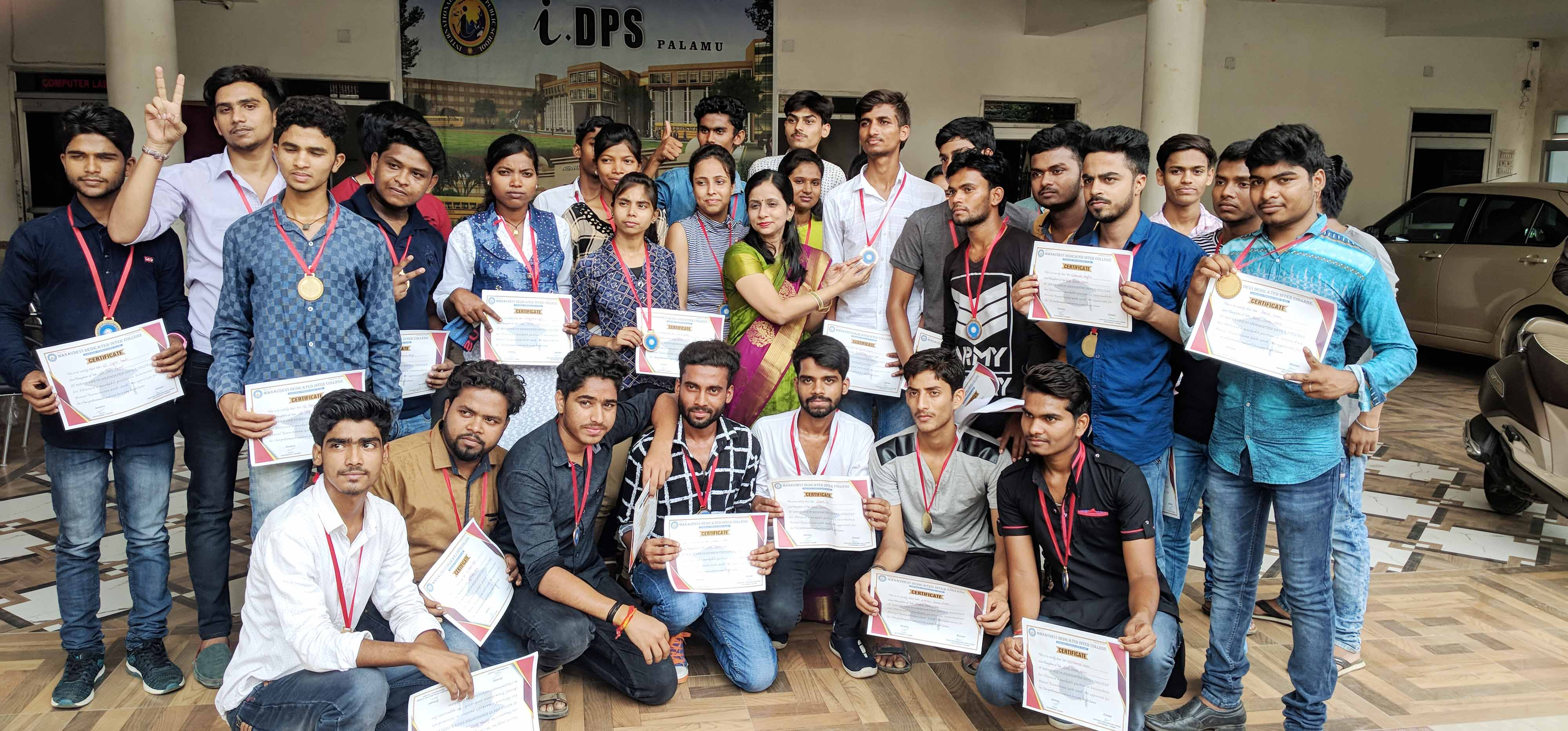 Successful Students of 2018 Batch